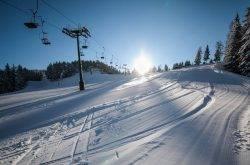 Snowboard-Spaß im Herzen des Trentinos