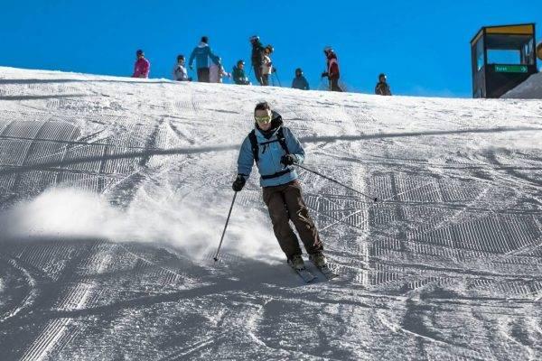 Skifahren in Levico Terme