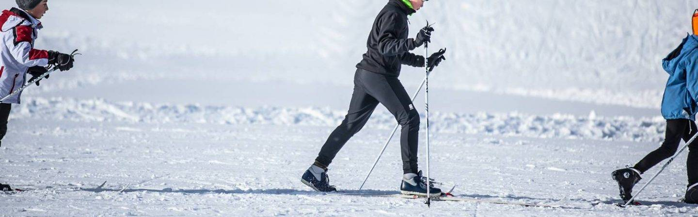 Sci di fondo vicino a Levico Terme: uno sport completo adatto a tutti, tra paesaggi di straordinaria bellezza.