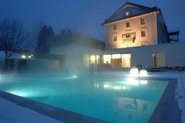 Bellavista Relax Hotel a Levico Terme in Trentino