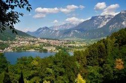 Lago di Levico: favolose terme in Valsugana