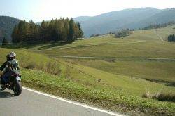 Esplorare il Trentino in moto