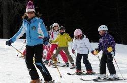 Tutti a sciare in Trentino