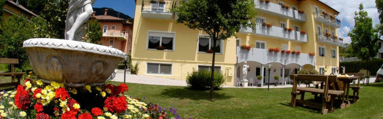 Hotel Daniela a Levico Terme in Trentino