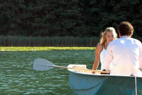 Tutto il fascino del lago di Levico, in Trentino