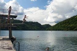 Il Lago di Levico – meraviglioso per rigenerarsi