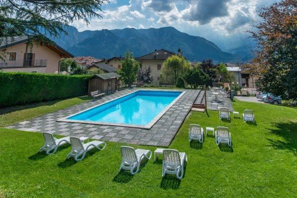 Hotel Lucia a Levico Terme in Trentino