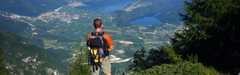 Trekking: da Levico Terme, in Trentino, i percorsi più suggestivi per passeggiate ed escursioni entusiasmanti.