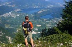 Il trekking in Trentino è poesia per i sensi