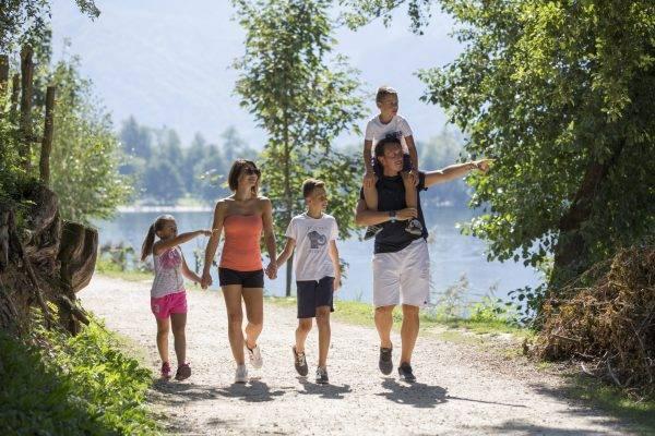Familienurlaub im Trentino: Levico Terme