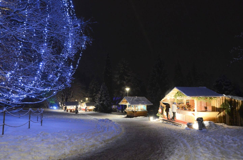 Vieni a visitare i mercatini di Natale a Levico Terme
