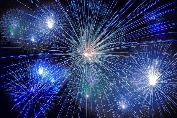Capodanno 2018 e fuochi d'artificio a Levico Terme